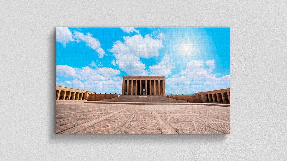 Anıtkabir Kanvas Tablo