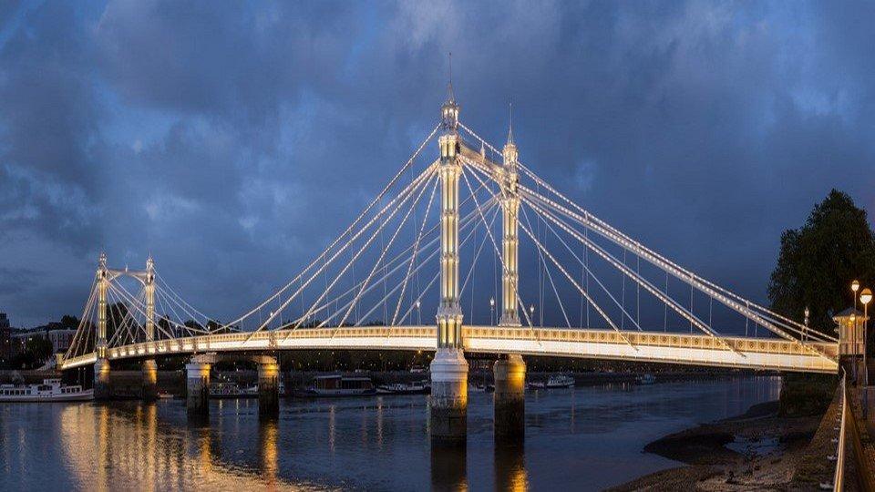 KPR-120017005 - Köprü Temalı Kanvas Tablo