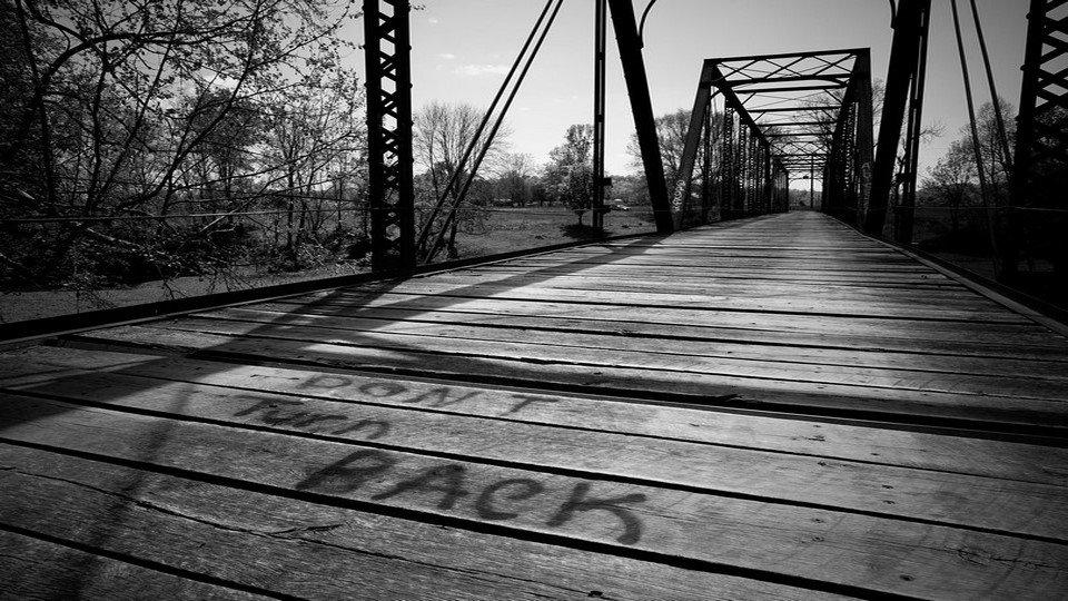 KPR-120017015 - Köprü Temalı Kanvas Tablo
