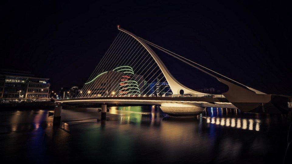 KPR-120017019 - Köprü Temalı Kanvas Tablo