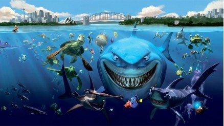 Kayıp Balık Nemo Duvar Kağıdı
