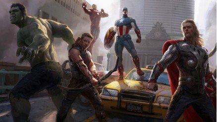 Avengers Duvar Kağıdı