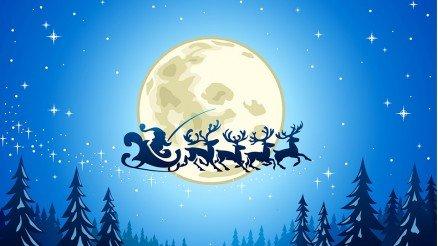 Noel Baba Duvar Kağıdı