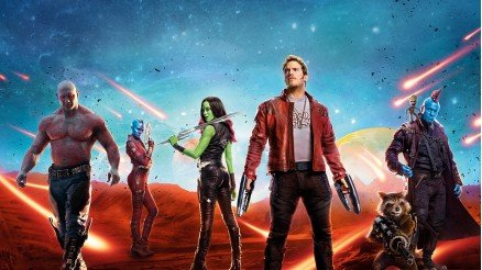 Guardian Of The Galaxy Duvar Kağıdı