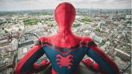 Örümcek Adam Duvar Kağıdı