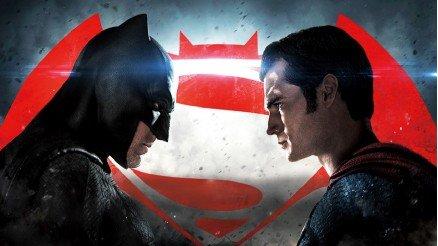 Batman vs Superman Duvar Kağıdı