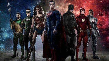 Süper Kahraman Duvar Kağıdı