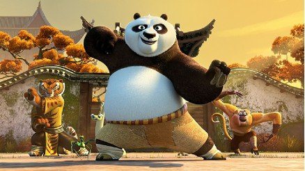 Kung Fu Panda Duvar Kağıdı