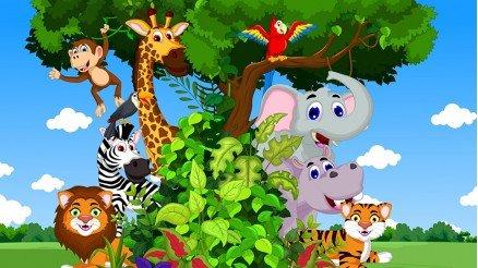 Hayvanlar Duvar Kağıdı