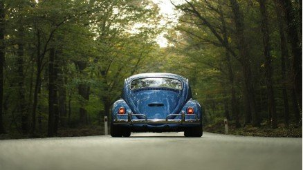Emekli VW Beetle Duvar Kağıdı