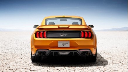 Mustang Spor Araba Duvar Kağıdı