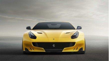 Ferrari Spor Araba Duvar Kağıdı