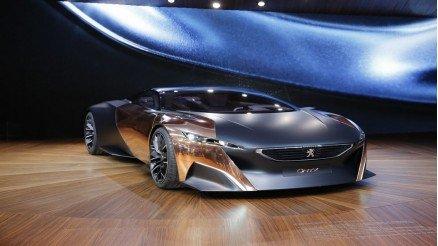 Peugeot Spor Araba Duvar Kağıdı
