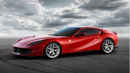 Kırmızı Ferrari Duvar Kağıdı