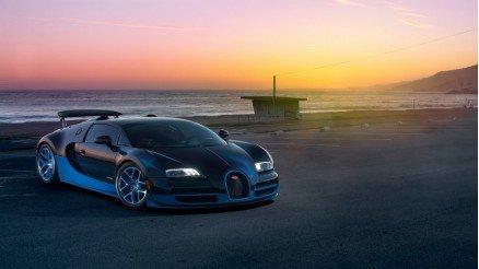 Bugatti Veyron Duvar Kağıdı