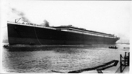 Efsane Titanic Gemisi Duvar Kağıdı