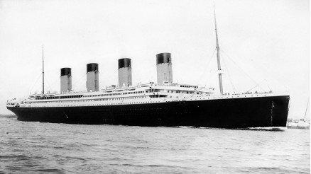 Titanic Duvar Kağıdı
