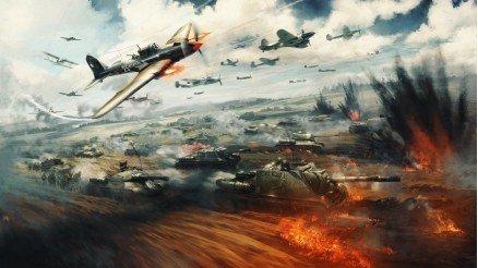 Savaş Uçakları Duvar Kağıdı