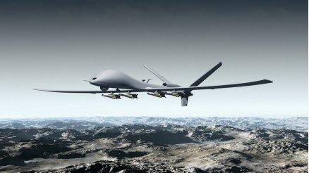 İnsansız Hava Aracı Duvar Kağıdı