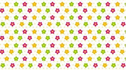 Renkli Yıldızlar Duvar Kağıdı