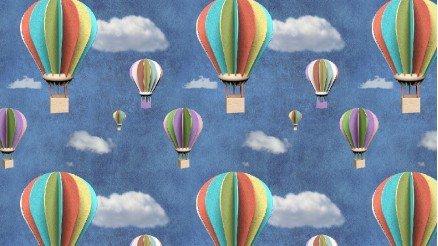 Balonlar Duvar Kağıdı