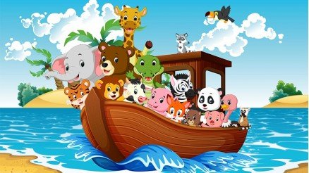 Nuh'un Gemisi Duvar Kağıdı