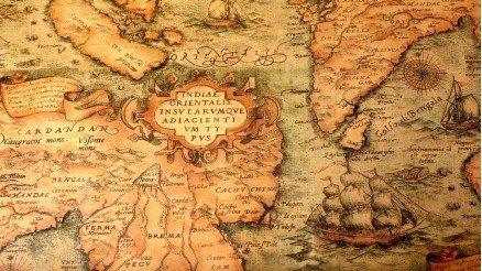 Indial Orientalis World Duvar Kağıdı