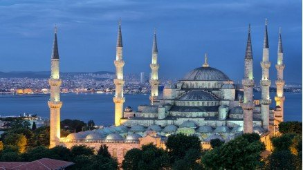 Sultan Ahmet Camii Duvar Kağıdı