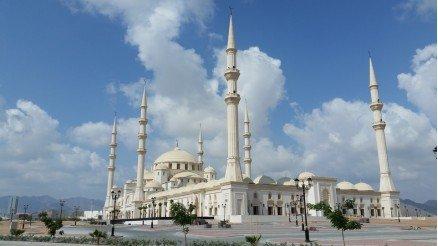 Eşsiz Mimari Sheikh Zayed Camii Duvar Kağıdı