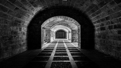 Tünel Duvar Kağıdı
