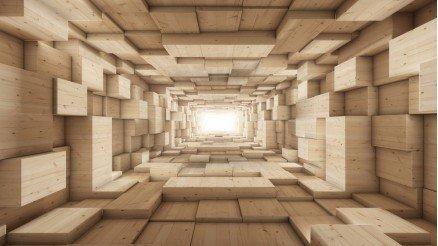 3D Derinlik Duvar