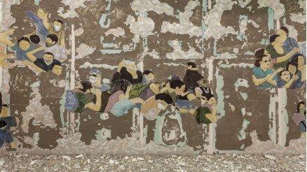 Grafiti Duvar Kağıdı