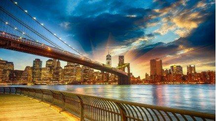Brooklyn Köprüsü Duvar Kağıdı