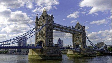 Londra Tower Bridge Duvar Kağıdı
