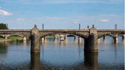 İtalya'da Bir Köprü Duvar Kağıdı