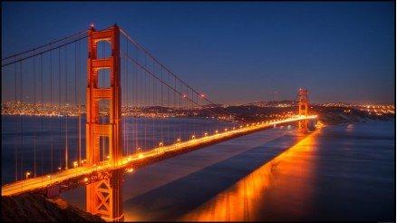 Golden Gate Köprüsü Duvar Kağıdı