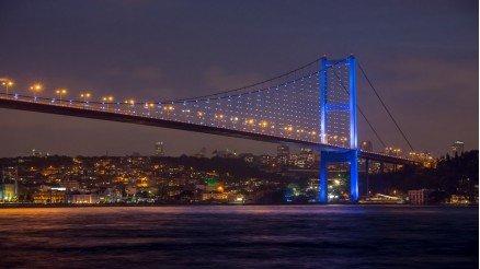 15 Temmuz Şehitler Köprüsü Duvar Kağıdı