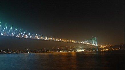 İstanbul Boğaz Köprüsü Duvar Kağıdı