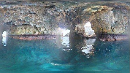 Deniz Mağarası Duvar Kağıdı