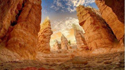 Colorado Utah Milli Parkı Duvar Kağıdı