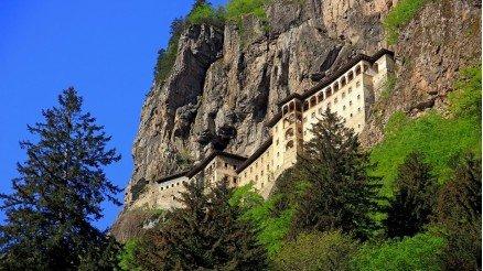Sümela Manastırı Duvar Kağıdı