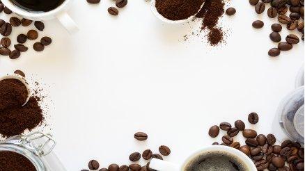 Kahve Temalı Duvar Kağıdı