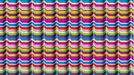 Kabartma Renkli Duvar Kağıdı