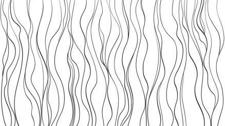 Serbest Stil Çizgisel Duvar Kağıdı