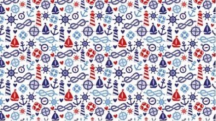 Denizci Temalı Duvar Kağıdı