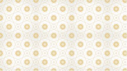 Luxury Yıldızlı Altın Rengi Duvar Kağıdı