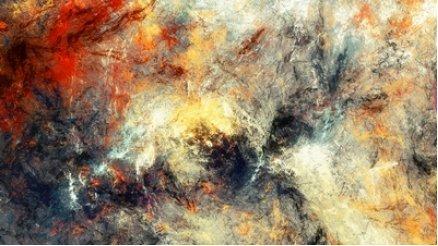 Soyut Renkli Duvar Kağıdı