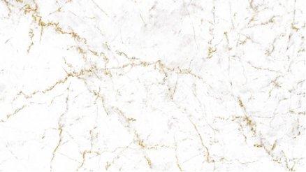 Altın Hatlı Beyaz Mermer Duvar Kağıdı