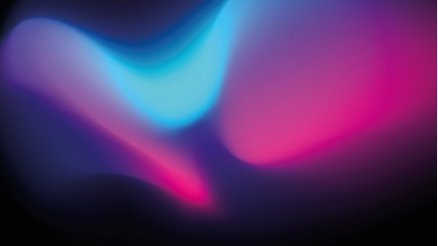 Dalgalı Renkler Duvar Kağıdı