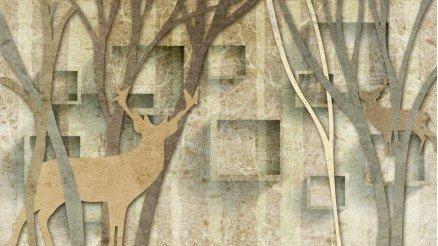 SNT-160017037 - Sanatsal Duvar Kağıdı
